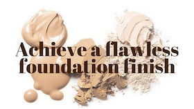 Revealed: How to achieve a flawless foundation finish